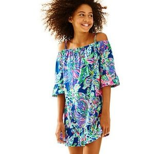 Lilly Pulitzer girls M Jace dress